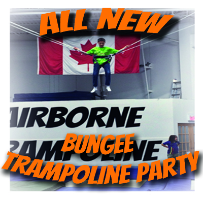 Bungee Trampoline Parties