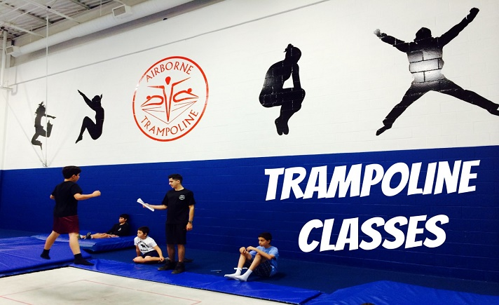 Trampoline Classes Vaughan