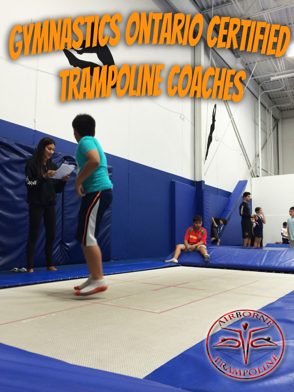 Trampoline Safety Provided By Certified Trampoline Coaches