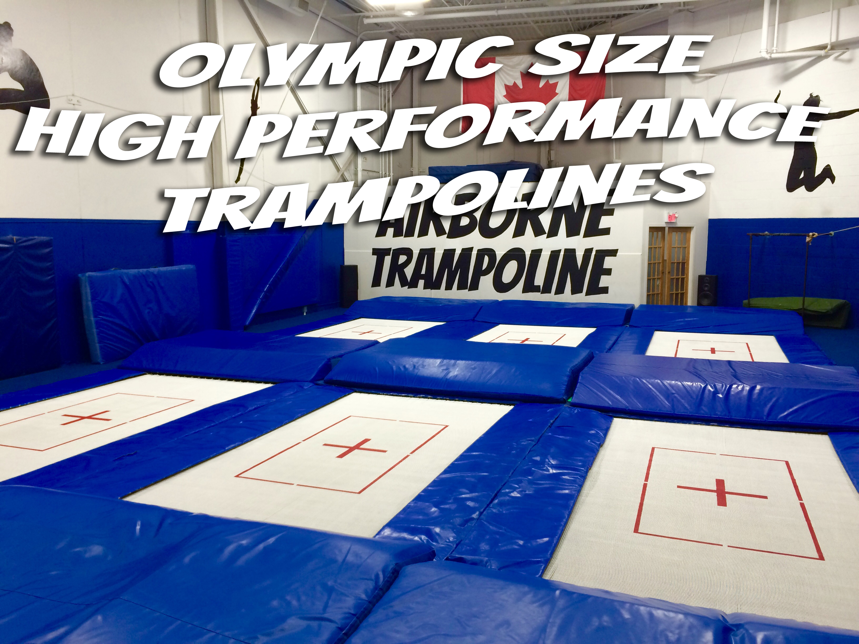 Group Trampoline Trampolines