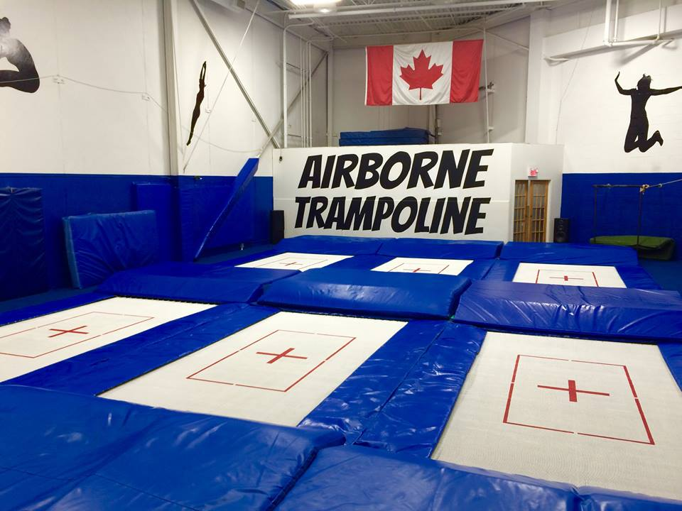 Olympic Trampolines