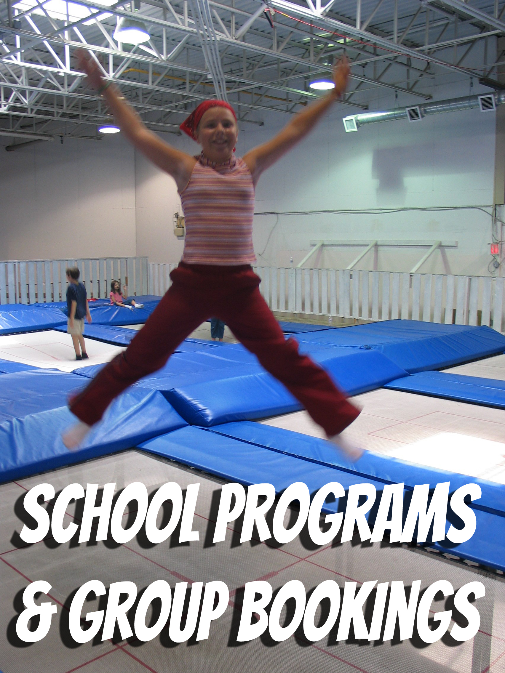 School Programs and Groups