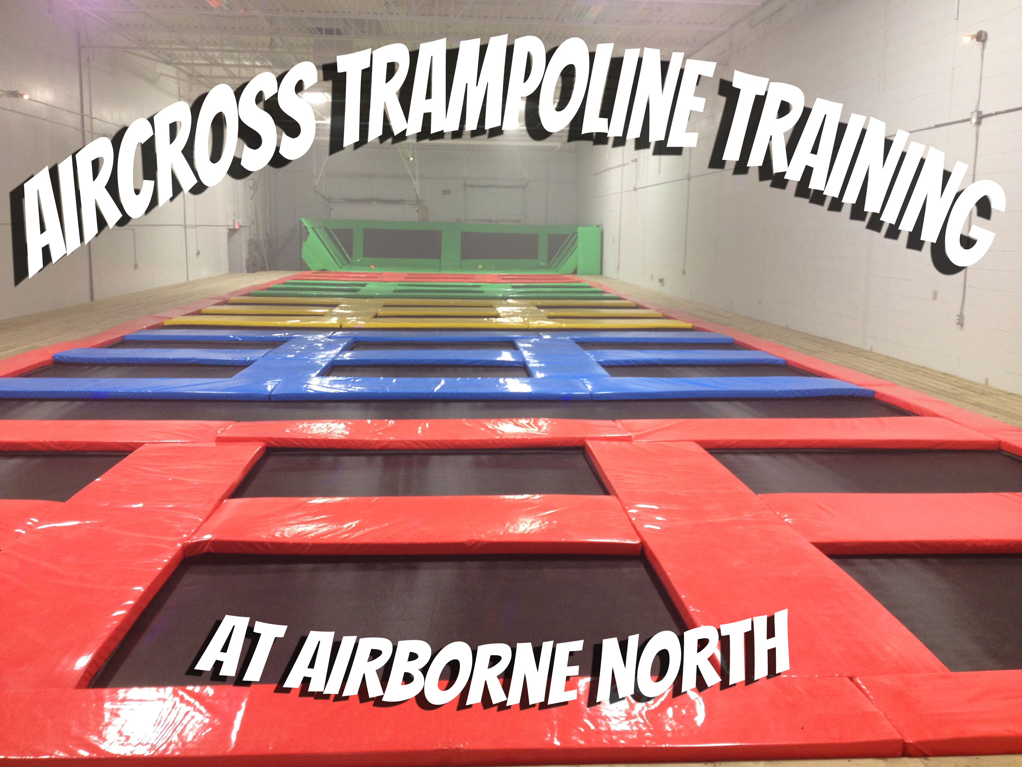 Aircross Trampoline Training