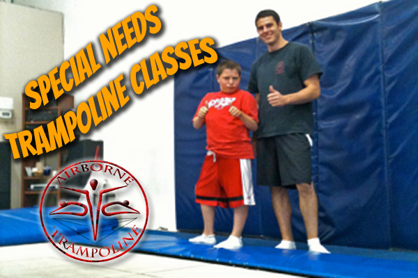 Special Needs Activities - Trampoline Classes