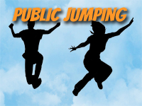 PUBLIC JUMPING