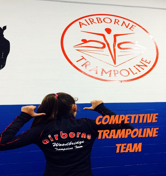 Competitive Trampoline Team Tryout